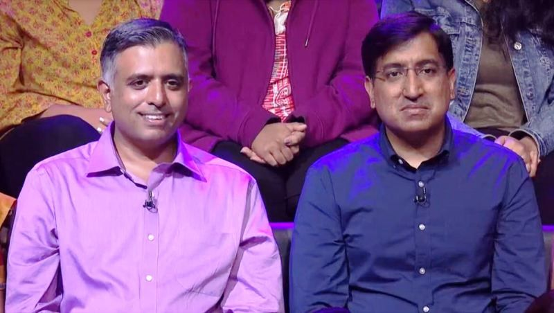 Dr. B. Ramana Rao's Sons- Charit and Abhijit