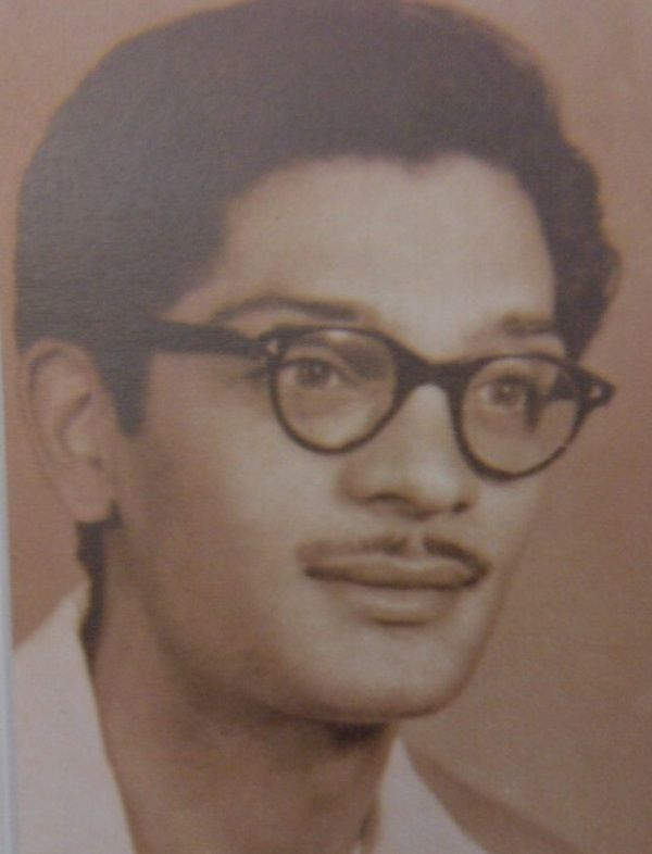 Gulzar in his Youth