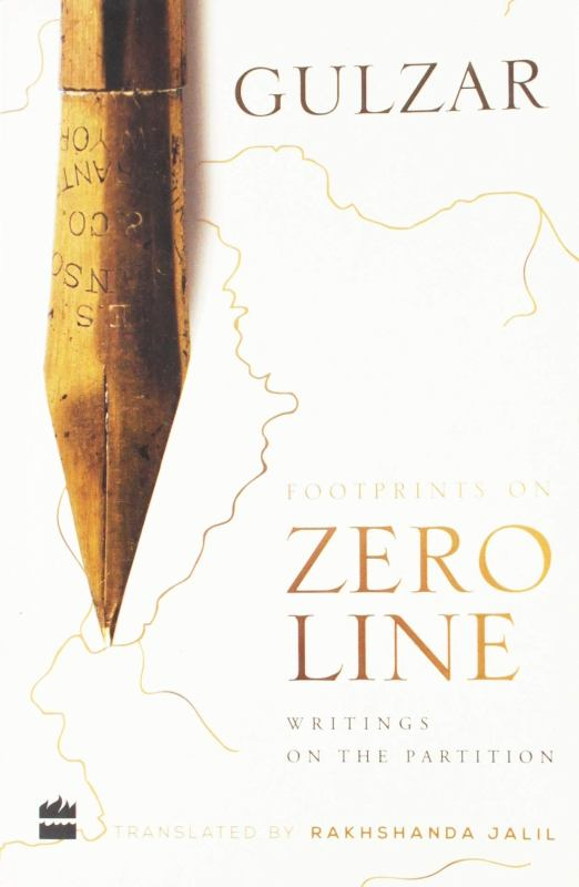 Gulzar's Footprints on Zero Line