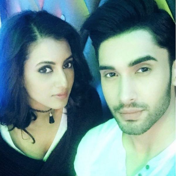Laksh Lalwani with Aditi Gupta