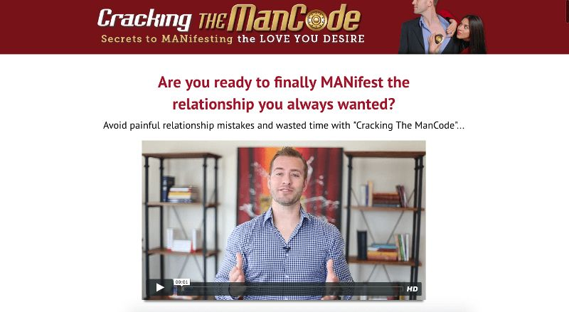 Mathew Bogg's-Cracking the Man Code