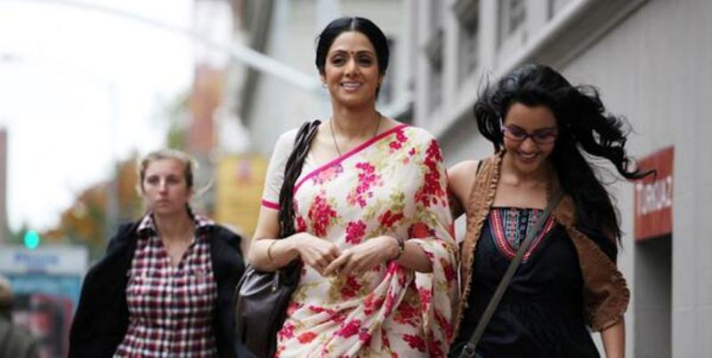 Priya Anand in a scene from English Vinglish