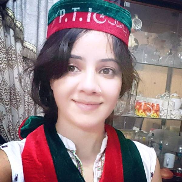 Rabi Pirzada's Campaigning for PTI