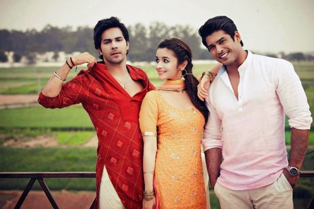 Siddharth Shukla in Humpty Sharma Ki Dulhania