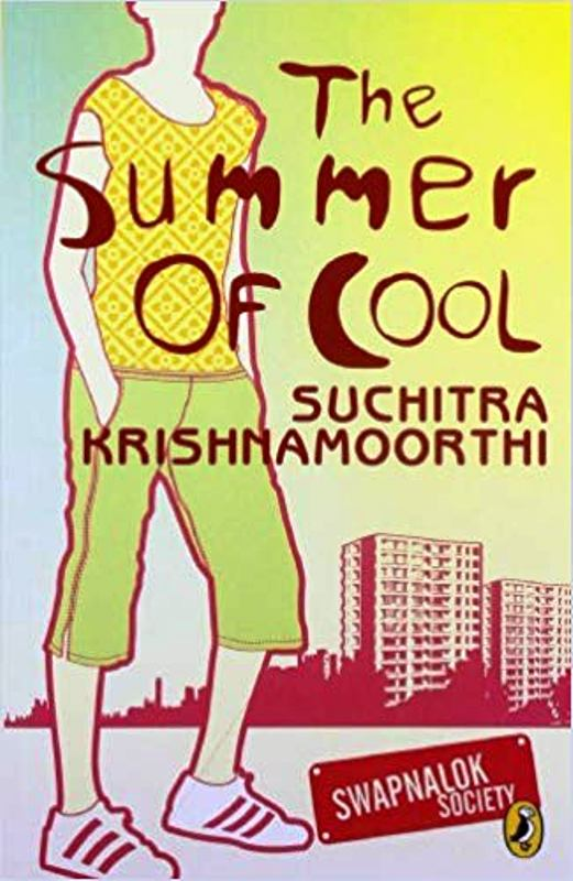 Suchitra Krishnamoorthi's Book- The Summer of Cool