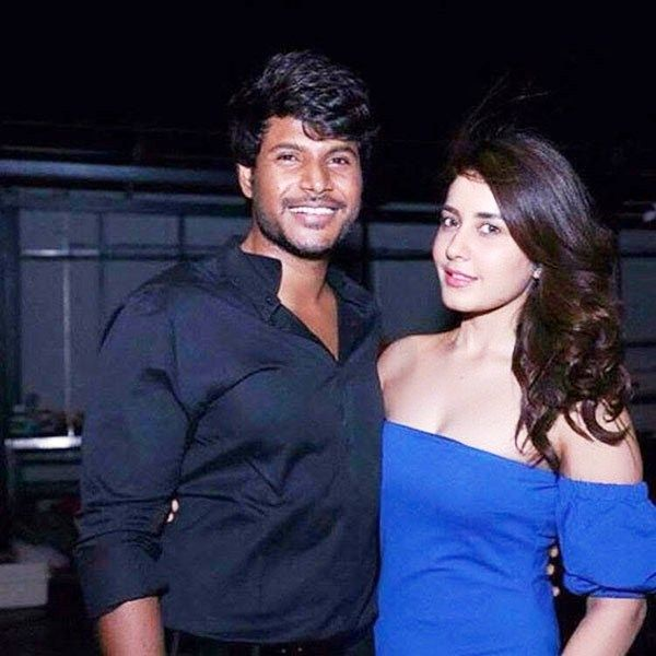 Sundeep Kishan with Rashi Khanna