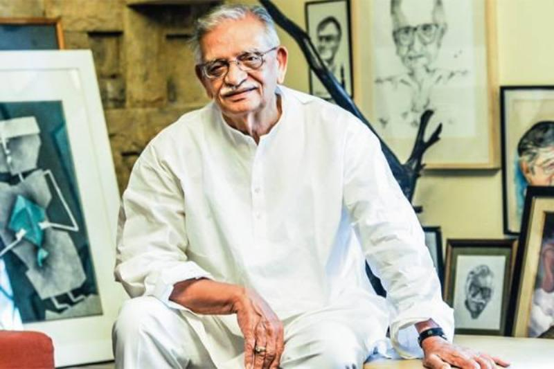 Writer Gulzar