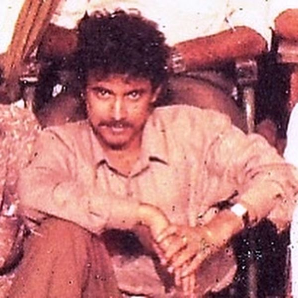 An Old Picture of Rajesh Touchriver