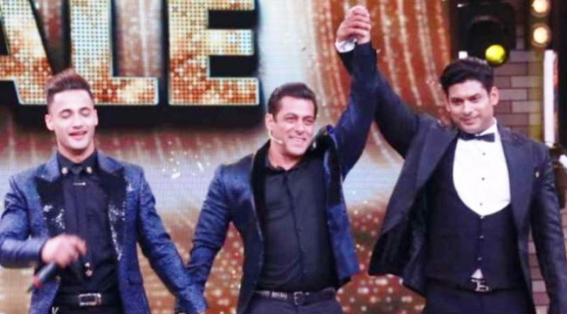 Asim Riaz- First Runner-Up of Bigg Boss 13