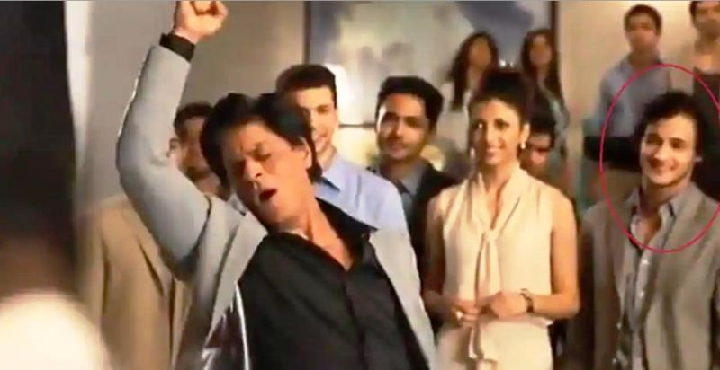 Asim Riaz in Shah Rukh Khan's Advertisement