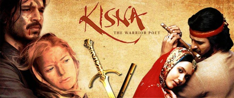 Isha Sharvani in Kisna- The Warrior Poet