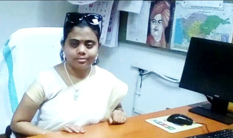 Pranjal Patil on her first day as Assistant Collector of Ernakulam