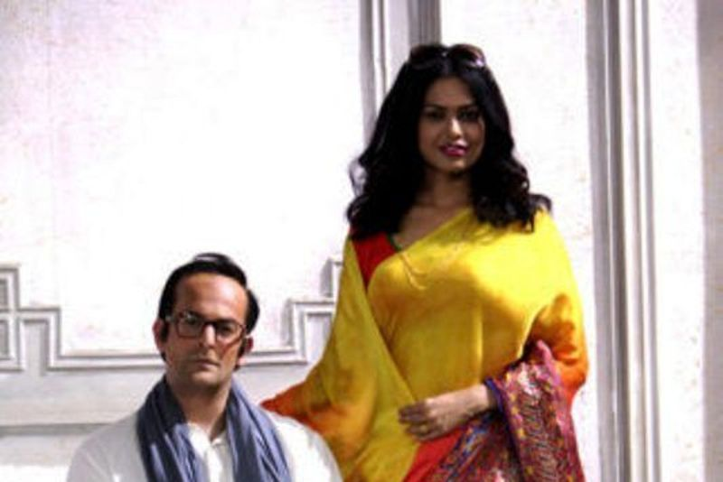 Rashmi Jha in the Movie- Indu Sarkar