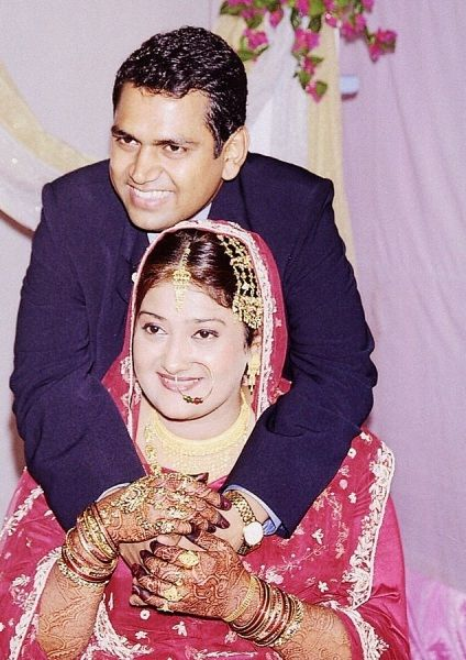 Sharib Ali Hashmi's Marriage Picture