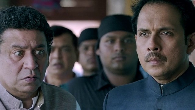 Tushar Dalvi in Madaari