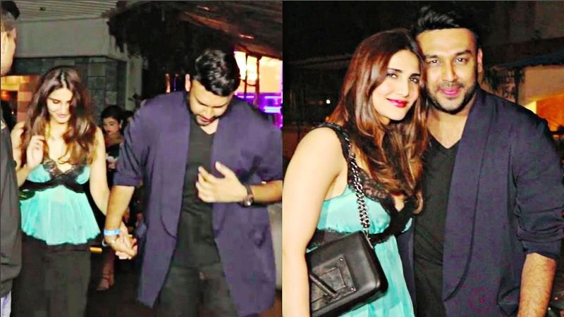Vaani Kapoor with Her Rumoured Boyfriend, Nikhil Thampi