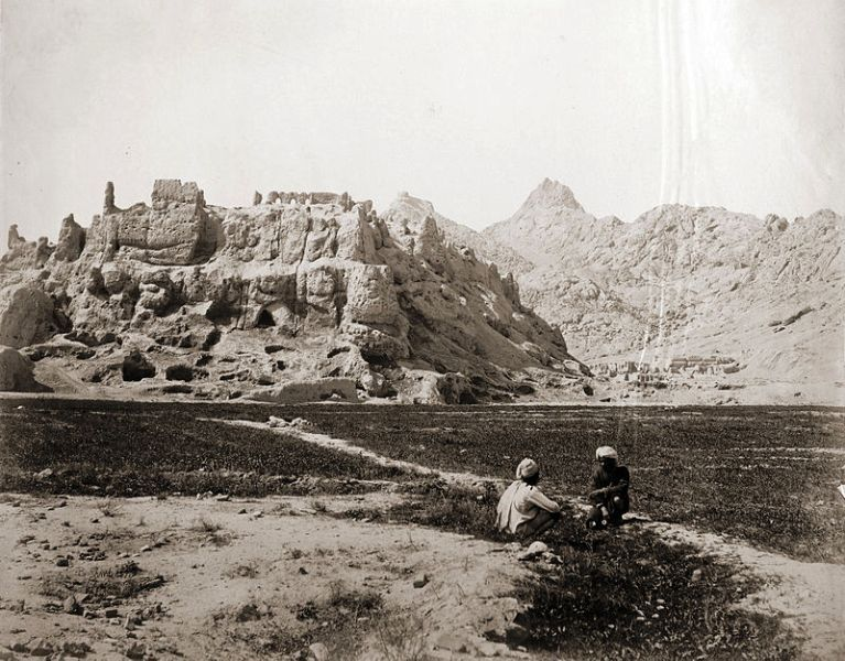 Fort Where Abdali and His Brother Zulfikar were Imprisoned