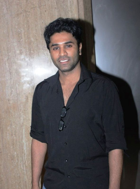 Prabhu Deva's Brother- Nagendra Prasad