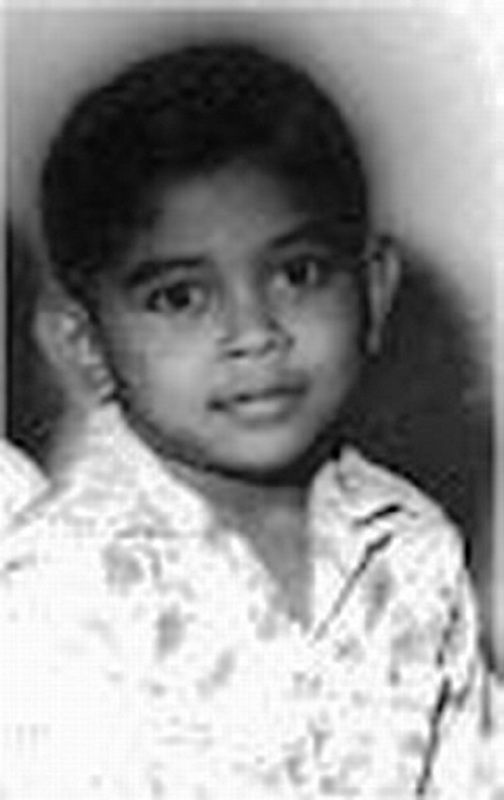 Prabhu Deva's Childhood Picture