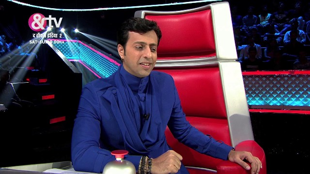 Salim Merchant as a judge