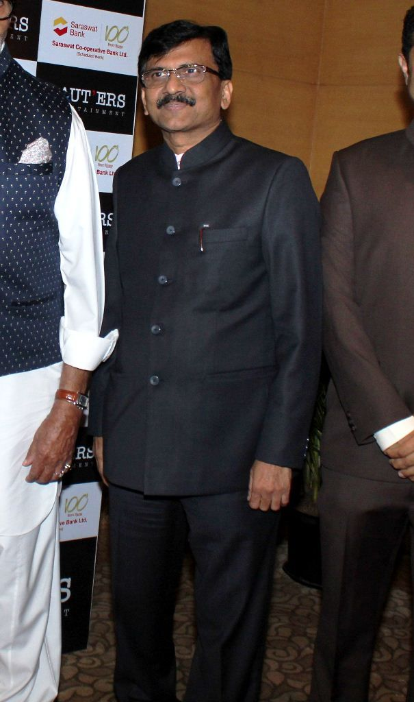 Sanjay Raut in an event