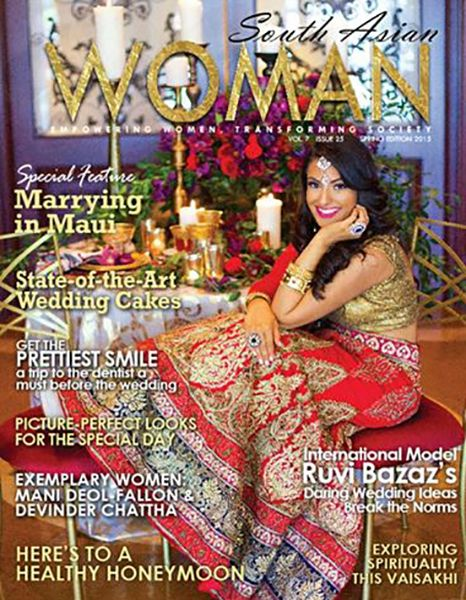 South Asian Woman Magazine-Elif Khan