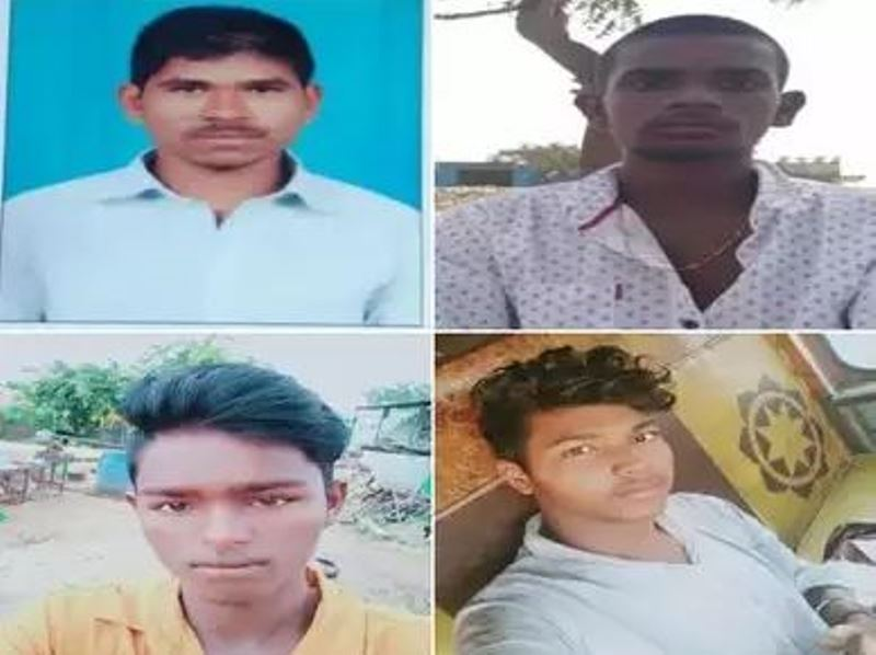 Suspects in Priyanka Reddy's Case