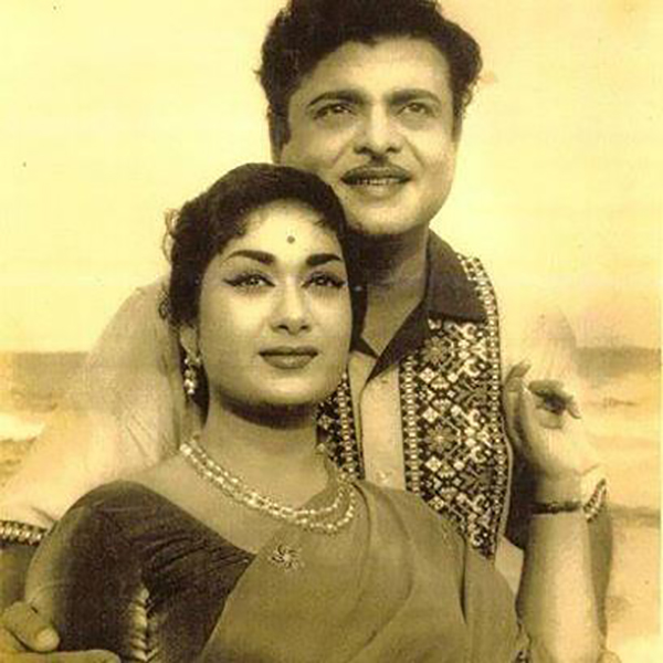 Vijaya Chamundeswari's Parents
