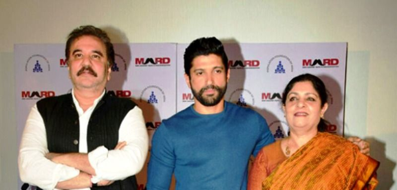 Farhan Akhtar at an Event of MARD