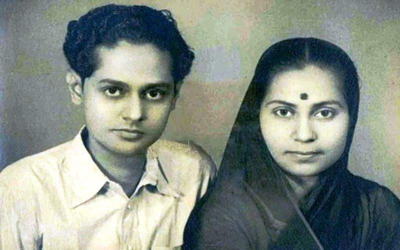 Jaya Bachchan's Parents