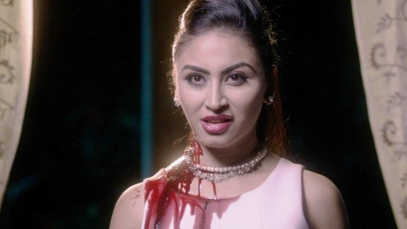 Katie Iqbal in Ragini MMS Returns