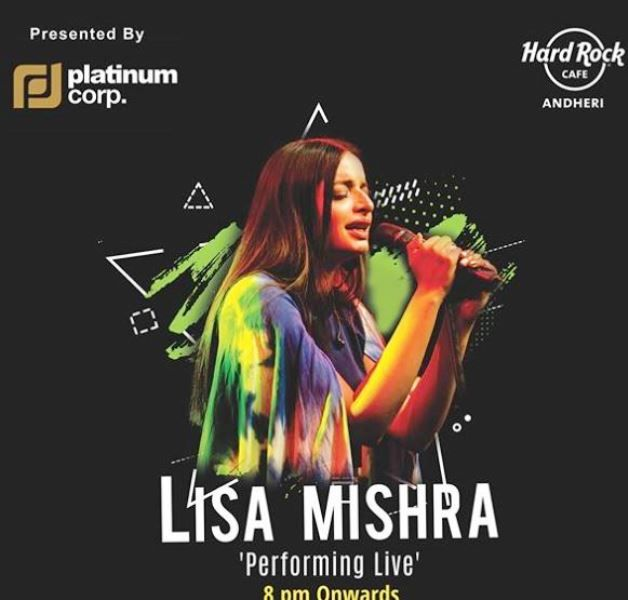 Lisa Mishra Live Performance