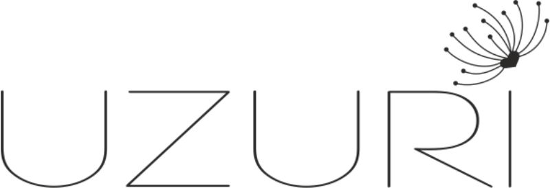 Logo of Uzuri-Wellness with Jhansi