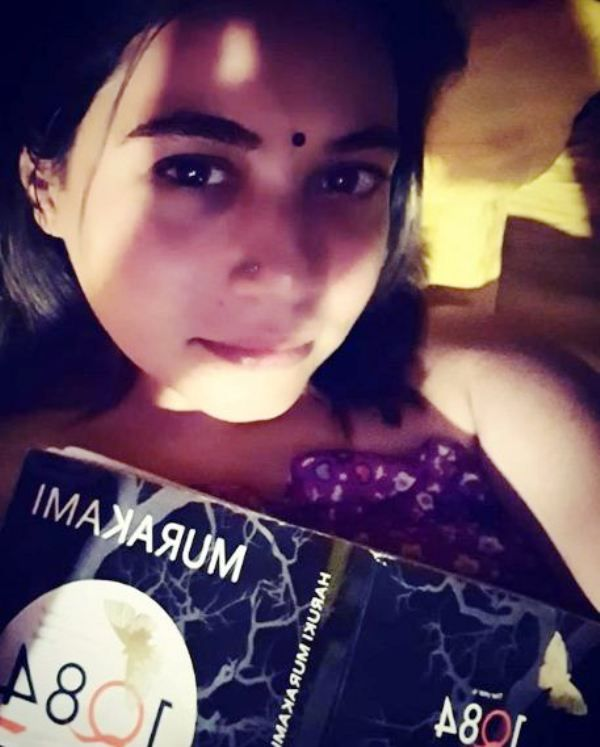Maanvi Gagroo Loves Reading Books