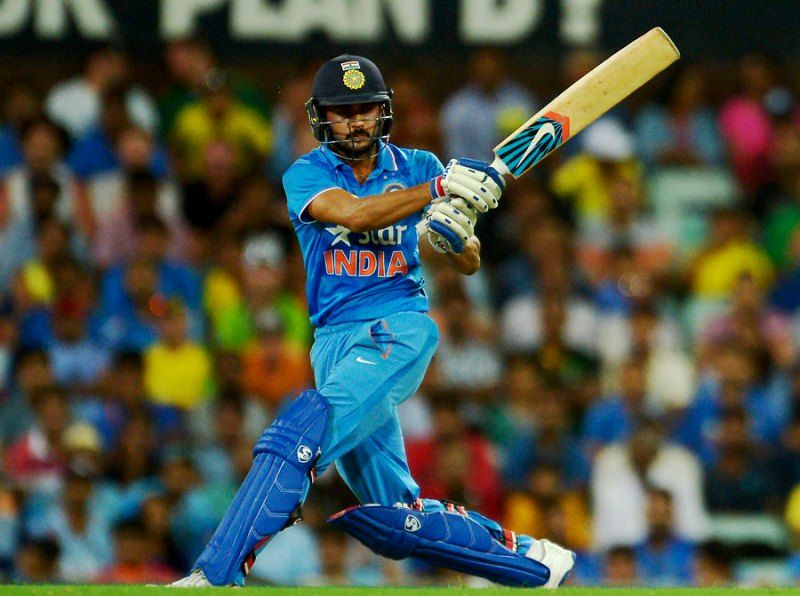 Manish Pandey during a match