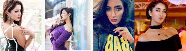 Mathira's tattoos