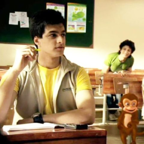Mohsin Khan in Safari commercial