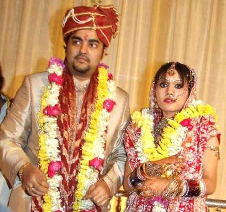 Sonu Kakkar's wedding picture