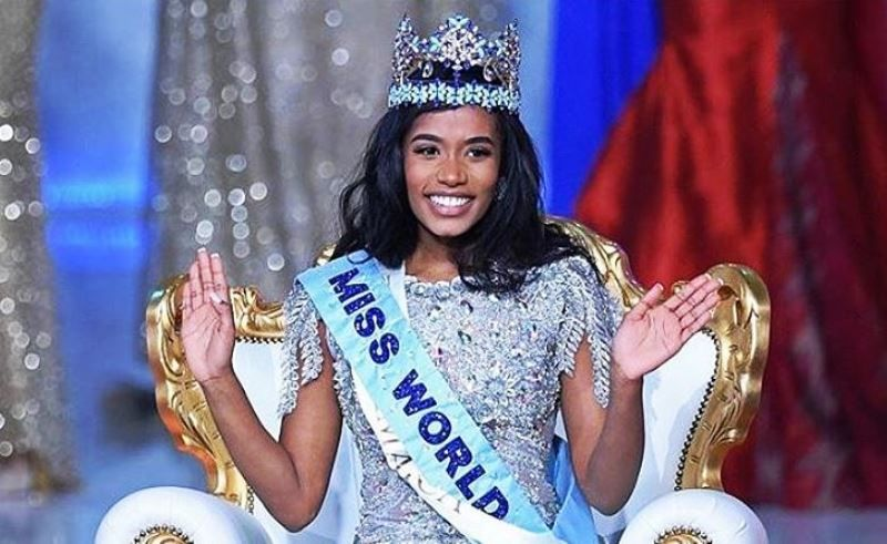 Toni-Ann Singh After Being Crowned as the Miss World 2019