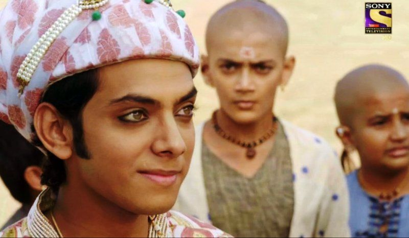 Vishal Jethwa as Nasir in Peshwa Bajirao