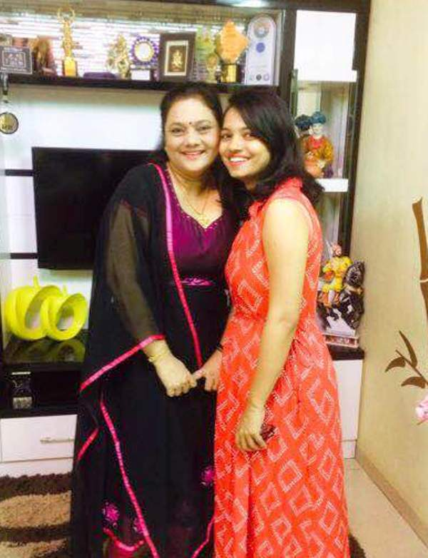 Vishal Jethwa's Mother and Sister