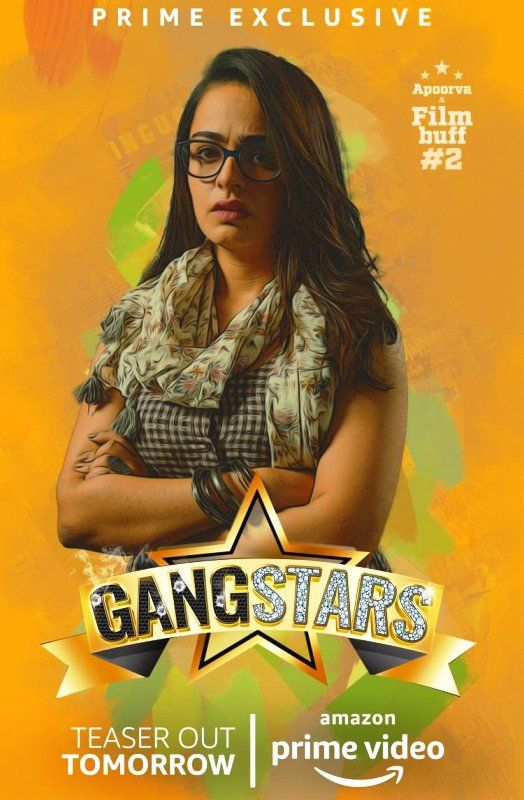 Apoorva Arora in Gangstars