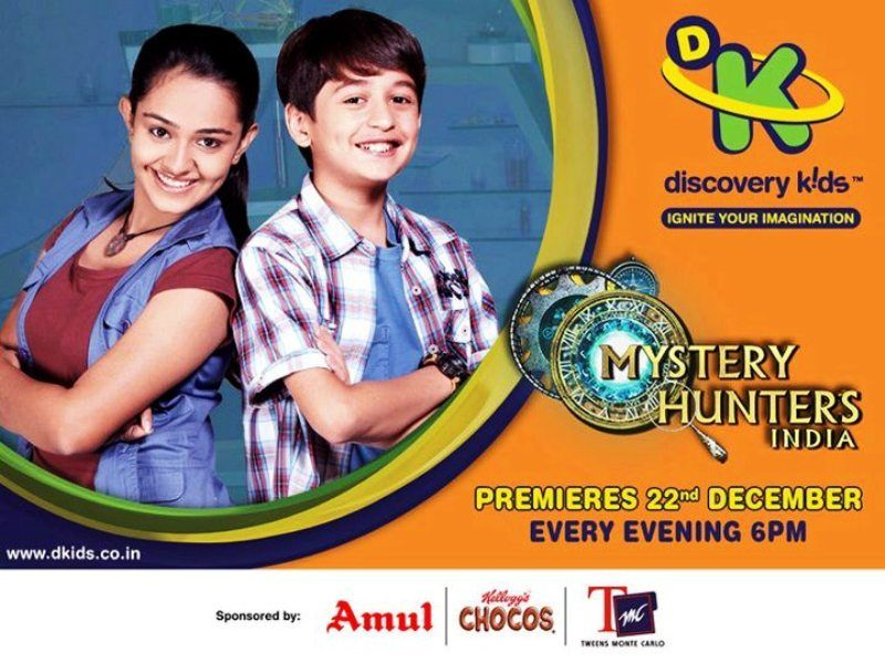 Apoorva Arora in Mystery Hunters India