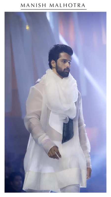 Sujo Mathew in Lakme Fashion Week