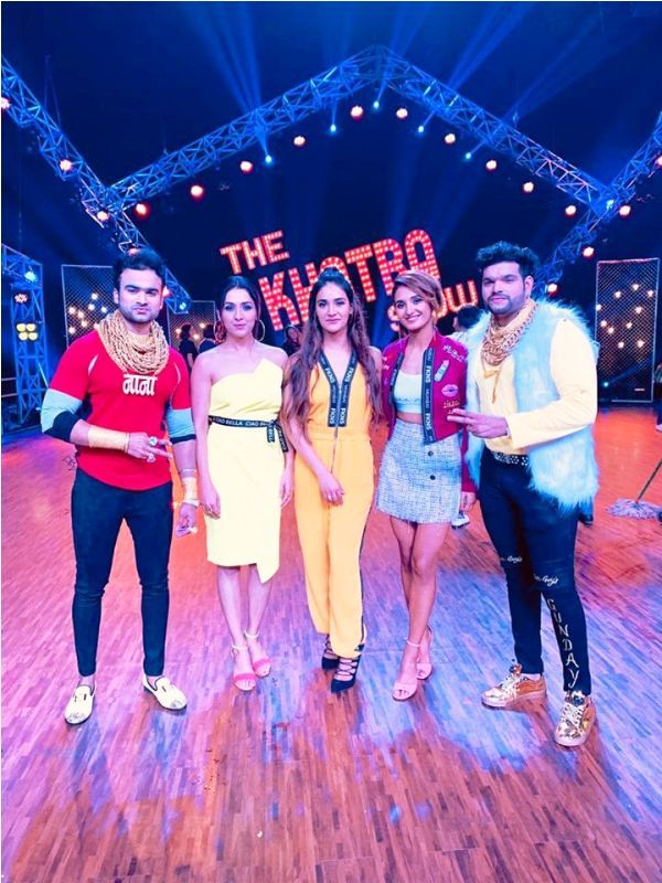 Sunny Waghchoure in The Khatra Show