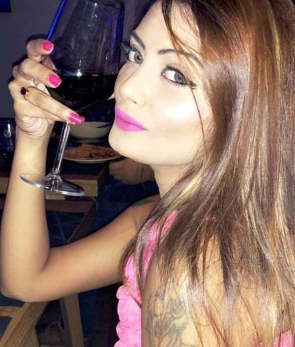 Twinkle Kapoor in a Party