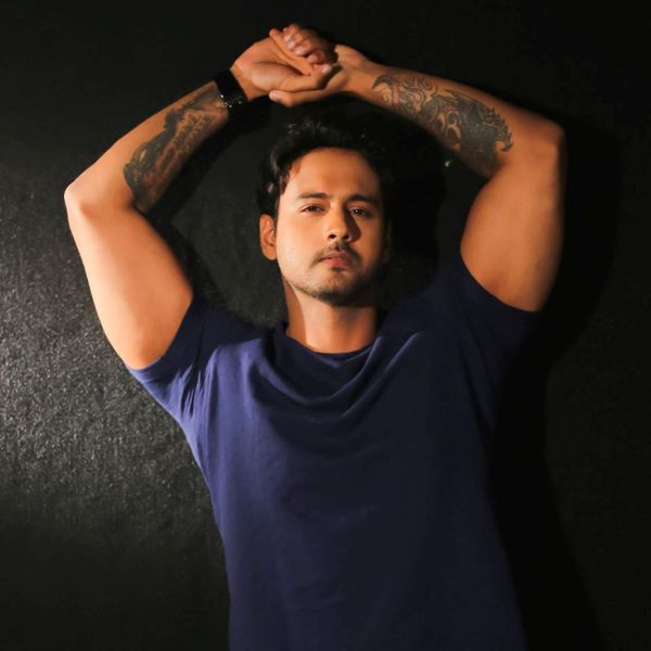 Yash Dasgupta's Tattoo on Arms