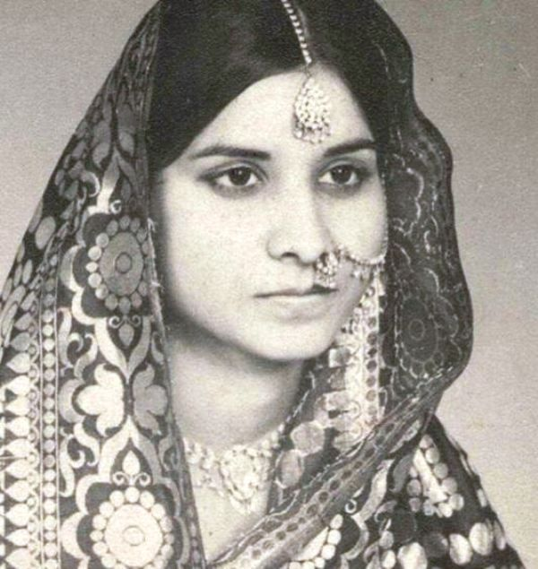 An Old Picture of Amit Sharma's Mother