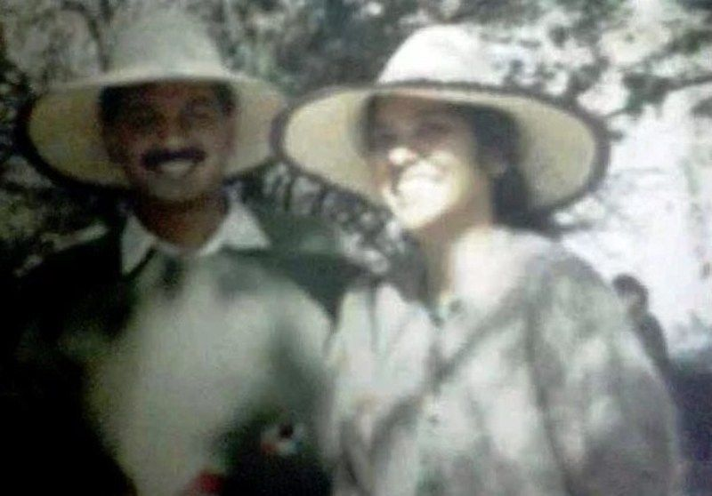 Arvind Kejriwal and Sunita Kejriwal during their College Days