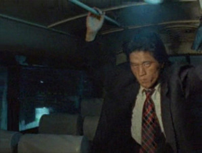 Bong Joon-ho in the short film Incoherence